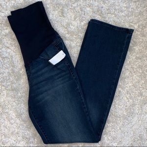 A:Glow Maternity Boot Cut Jeans Size 6